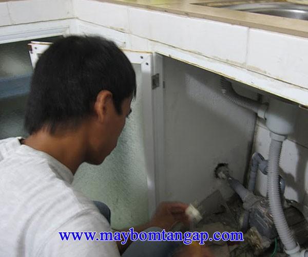 Hạn chế hỏng hóc của máy bơm nước