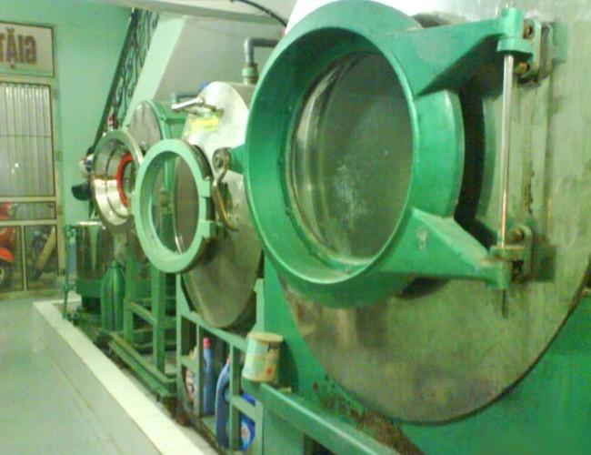 Nguyên lý và cách hoạt động của máy giặt