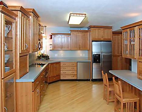 cách bố trí phong thủy nhà bếp