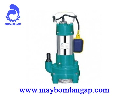 Máy bơm nước LEO XQS4-15/2-0.55I